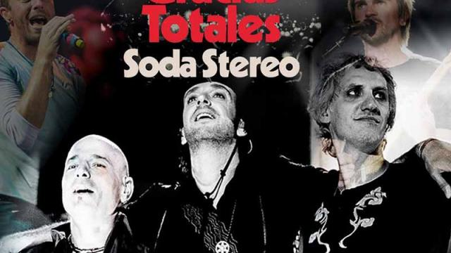 Soda Stereo rindió merecido homenaje a Cerati en Ciudad de México
