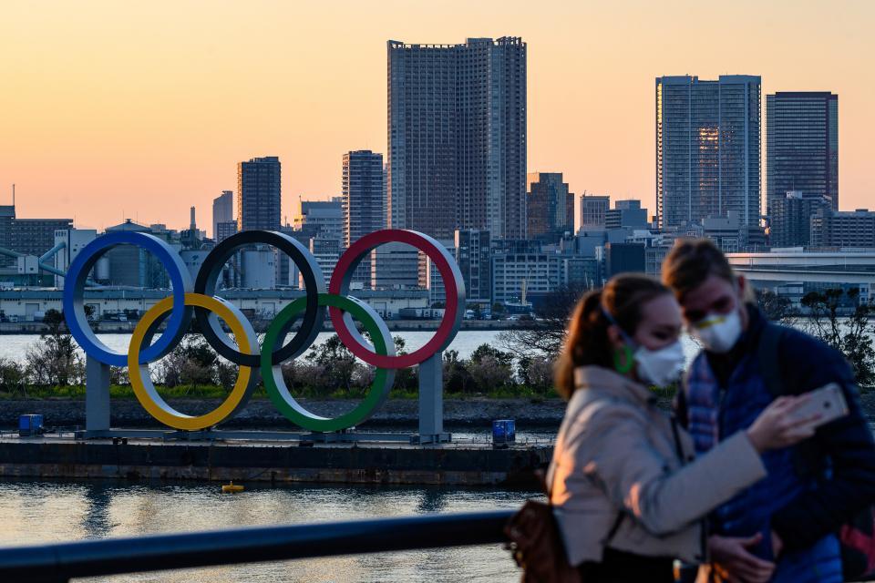 Principales cifras de los Juegos de Tokio, aplazados al 2021