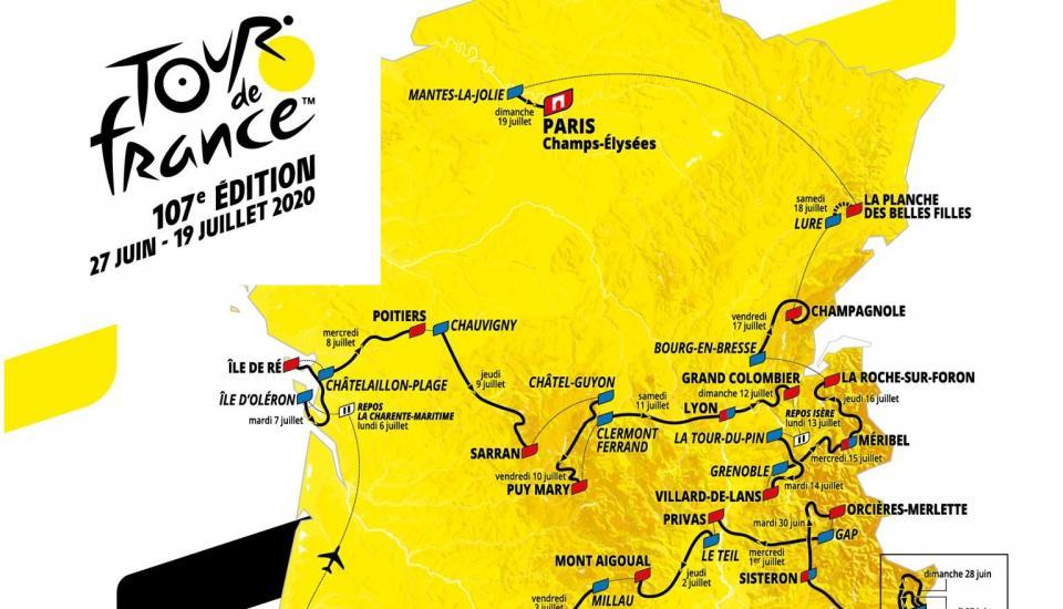 Tour de Francia y Vuelta a España 2020 entre el dilema e incertidumbre