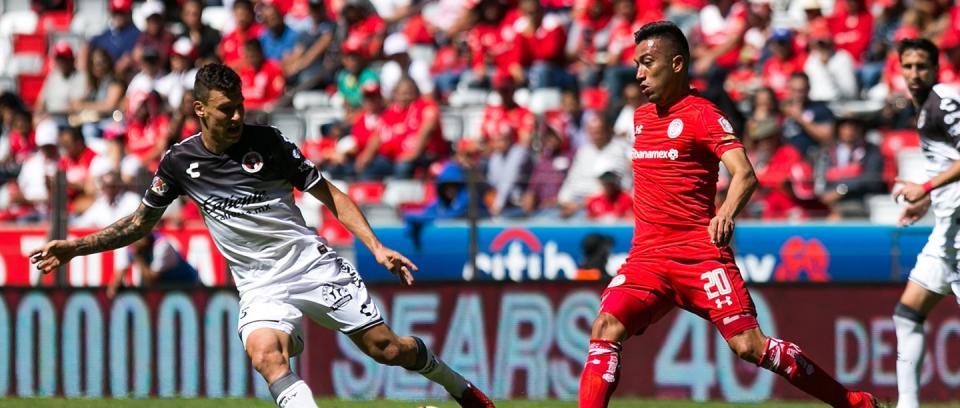 Toluca va por voltereta ante Xolos en Copa MX