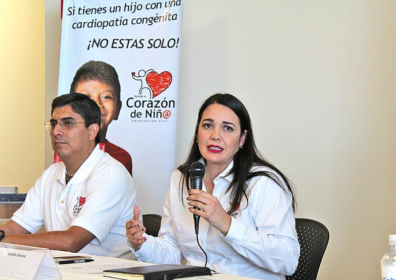 Realizará Corazón de Niño AC evento para recaudar recursos y atender  20 menores con cardiopatías
