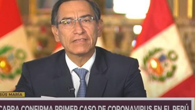 Se registra el primer caso de coronavirus en Perú