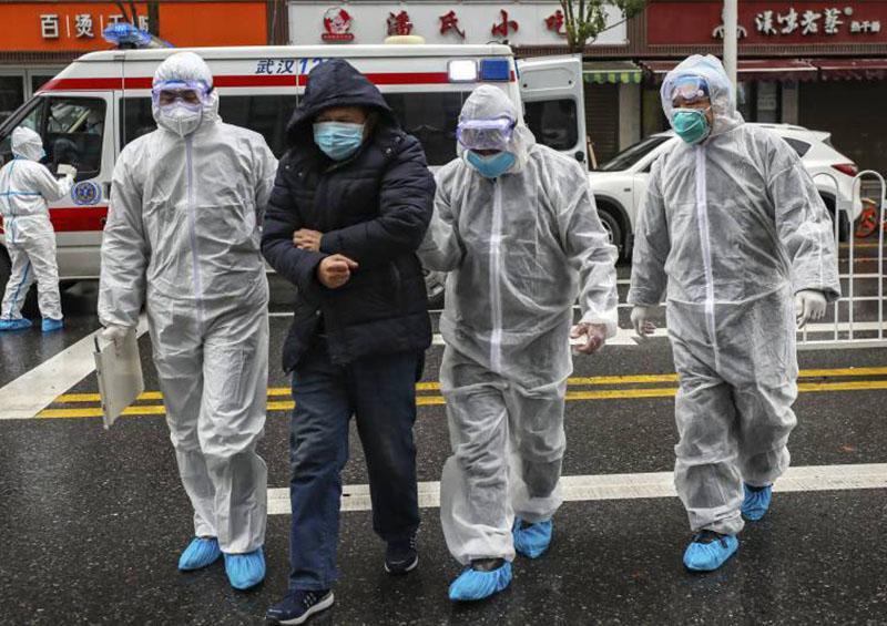 China endurece controles, pandemia se expande en el mundo