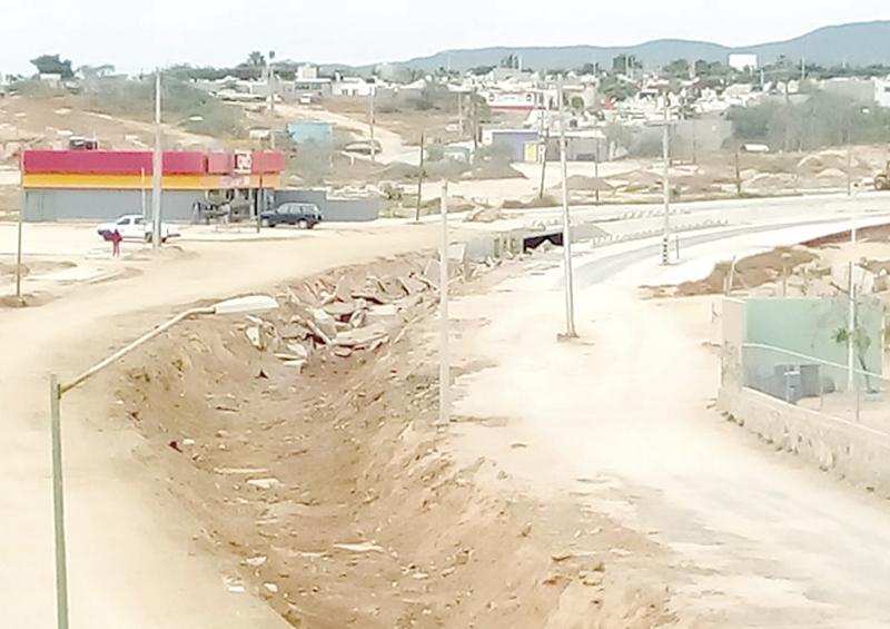 """""""Mejorará Conagua obra de canalización en Chula Vista para brindar seguridad a familias"""""""