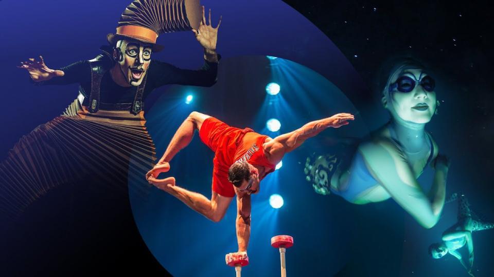 Cirque du Soleil estrena especial virtual