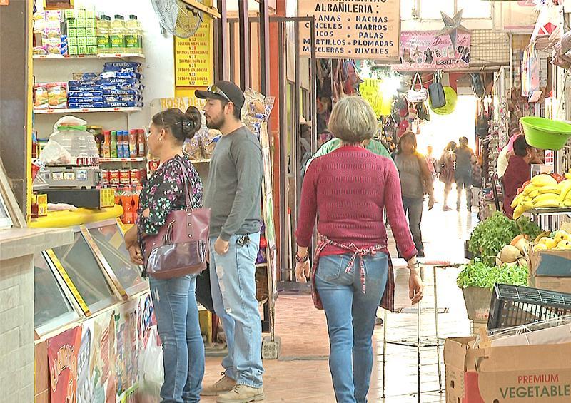 Resto de actividades comerciales operan normalmente en La Paz