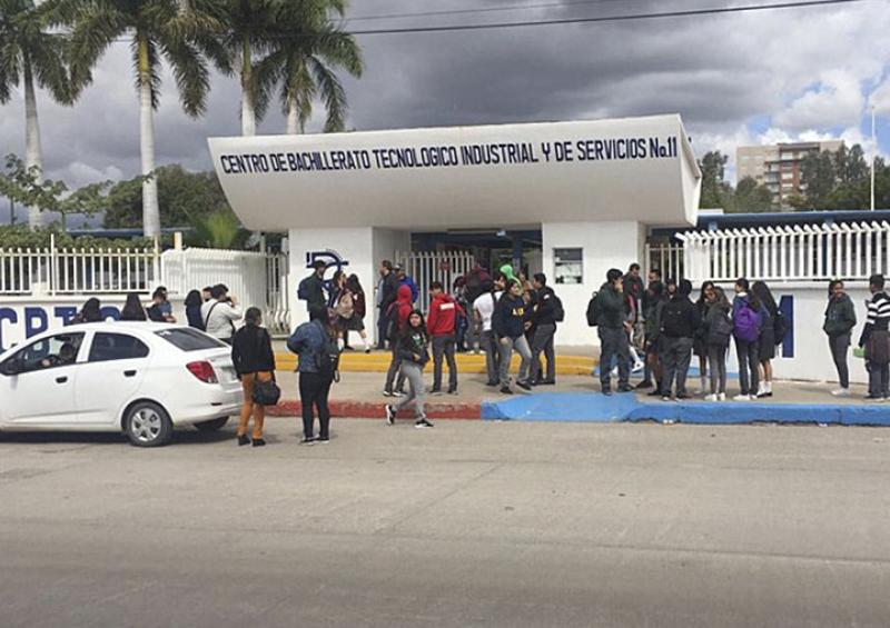 Suspenden clases en preparatoria de Sonora por amenaza de tiroteo