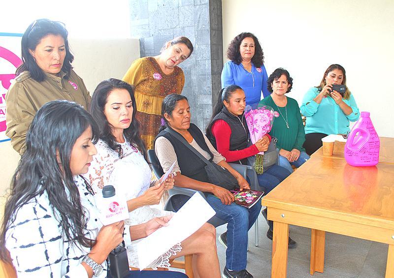 Toca el corazón de la sociedad caso de joven abusada en El Tezal; recibe donativo superior a los 100 mil pesos