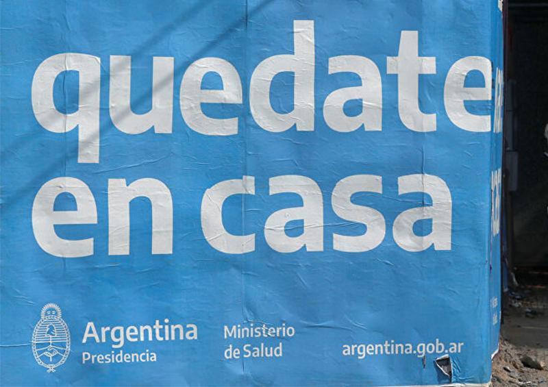 Fuerzas federales argentinas detienen en 9 días a 14.849 personas por violar cuarentena