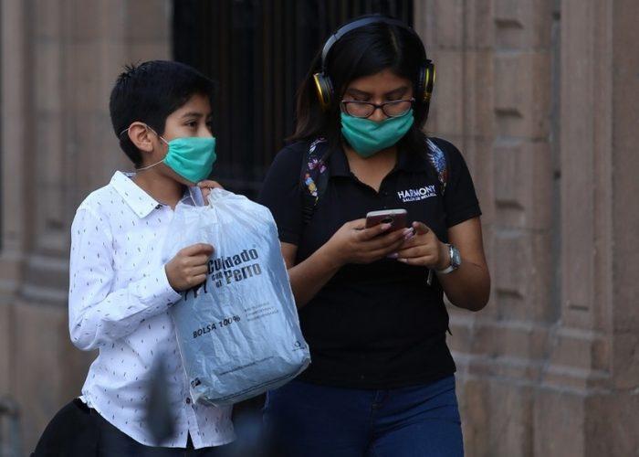Reportan 380 contagios de Coronavirus en Guerrero