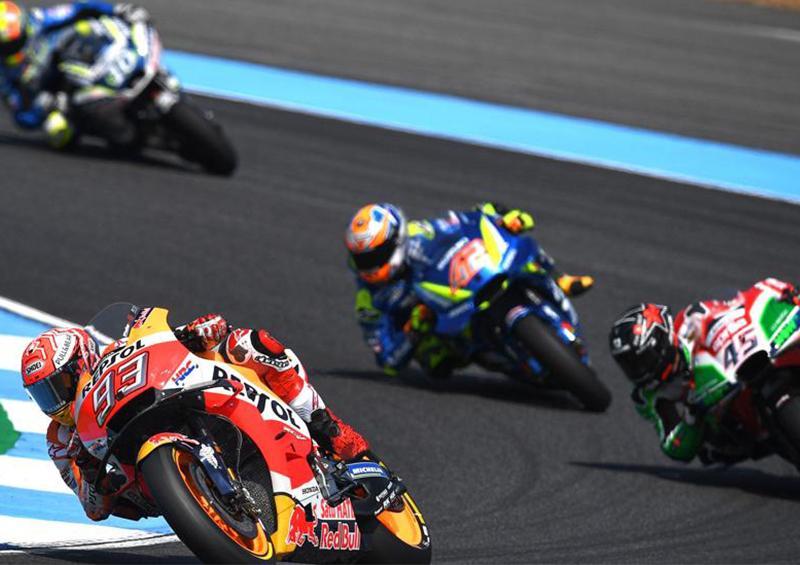 Aplazado el Gran Premio de Tailandia de MotoGP por coronavirus