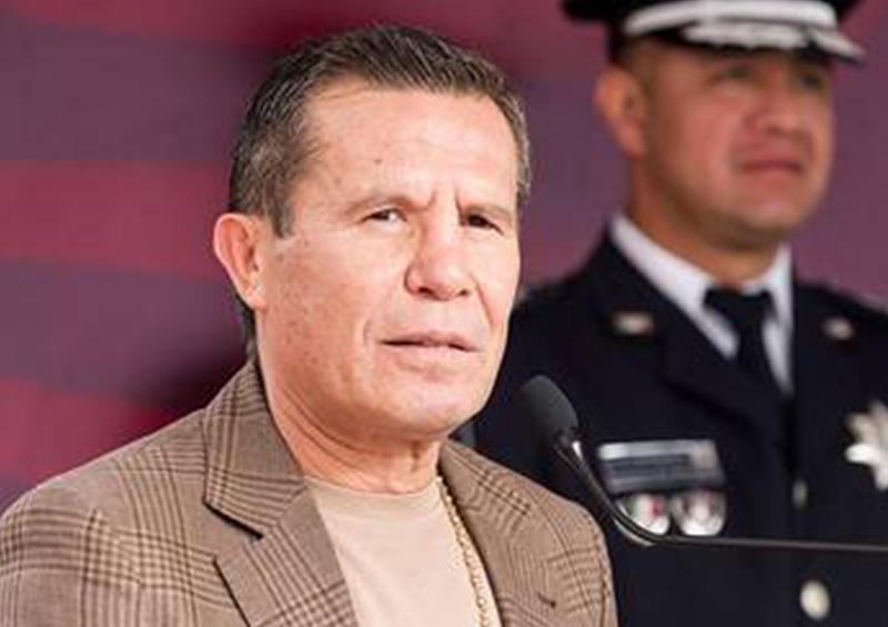 """JC"" Chávez ya está en Hermosillo y advierte al ""Travieso"""