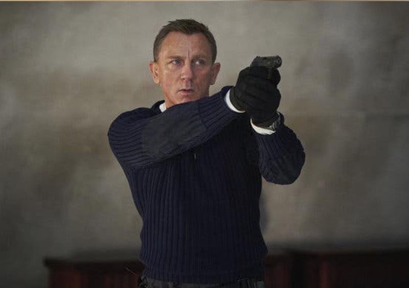 El coronavirus aplaza el estreno de la nueva película de James Bond