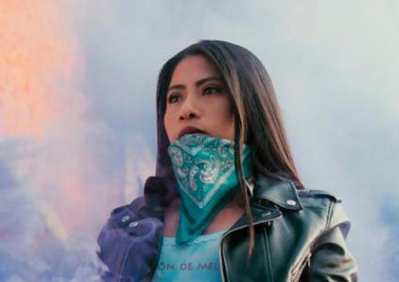 Yalitza Aparicio defiende derechos reproductivos y sexuales de la mujer