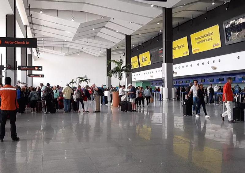 Reporta Aeropuerto Internacional de Los Cabos ninguna cancelación de vuelos internacionales