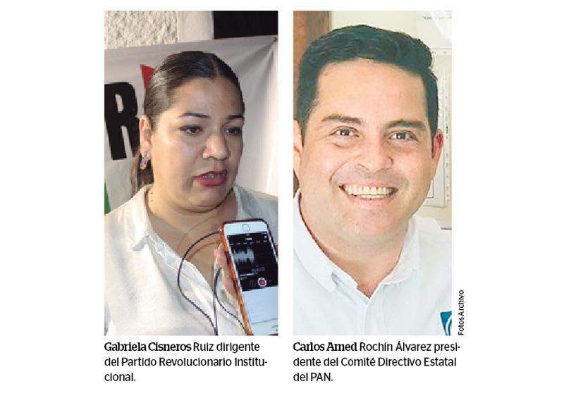 Disputa en el Congreso local, una vergüenza:PRI; hay crisis de gobernabilidad: PAN