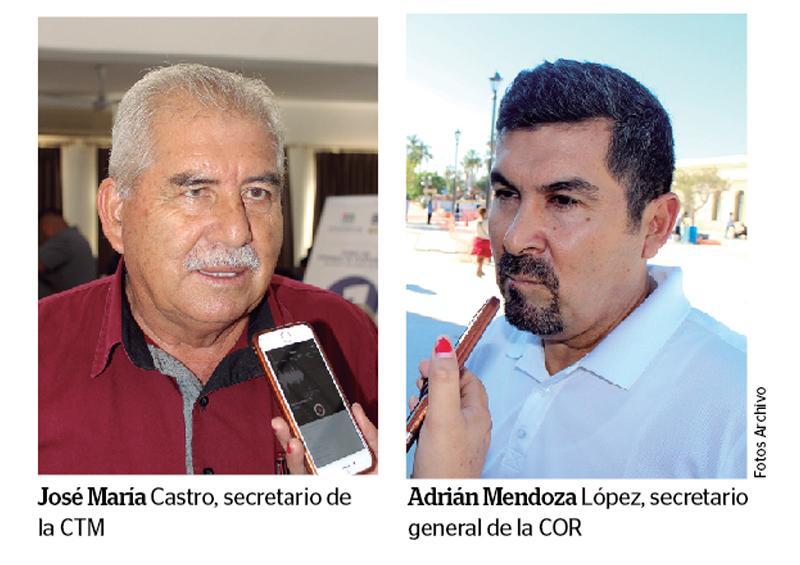 """""""De momento no se reportan despidos de los trabajadores"""" CTM y COR"""