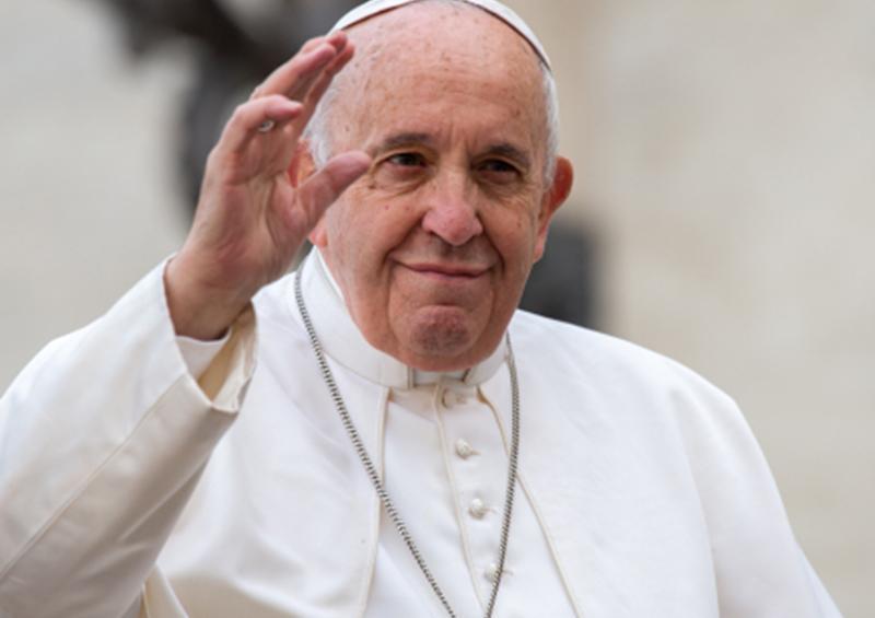 Papa Francisco dará misa dominical en video por Covid-19