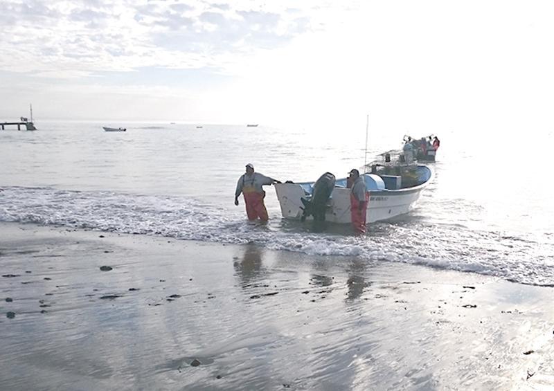 Respaldan a pescadores con renovación de equipos