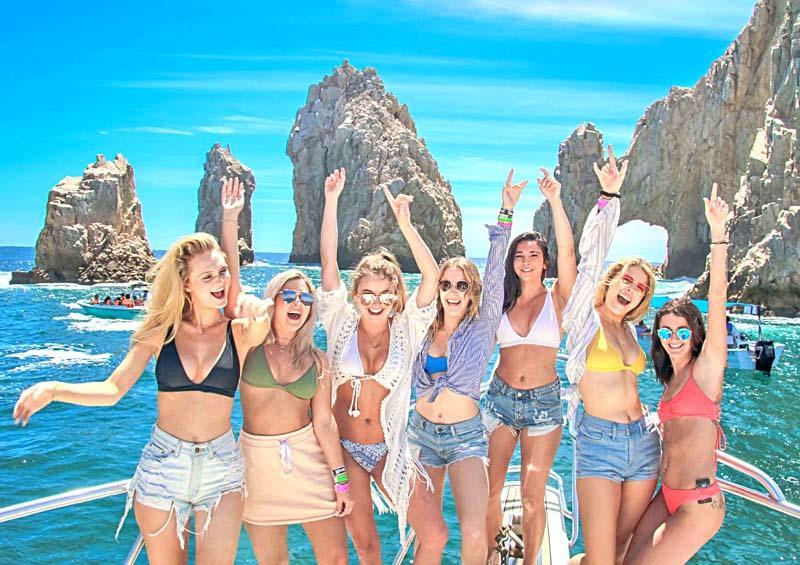 Espera Los Cabos más de 20 mil springbreakers