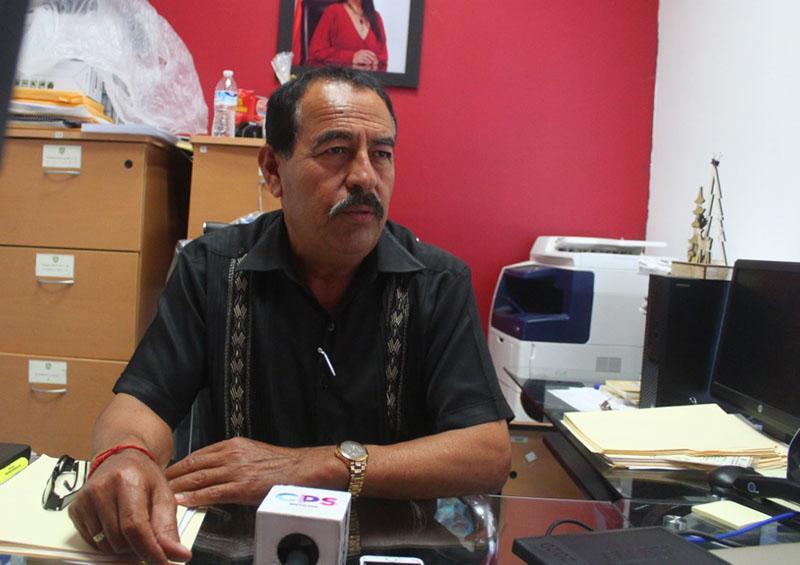 Director Municipal del Transporte solicita licencia para separarse de su cargo