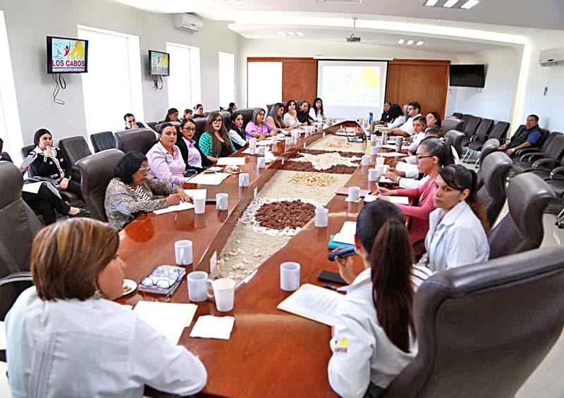 Realizan IX reunión de la Red Institucional para Prevenir, Atender, Sancionar y Erradicar la Violencia contra las Mujeres