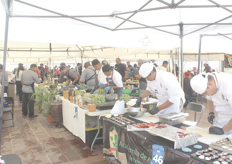 Participan 78 concursantes  en la 3ra edición del Sashimi Fest