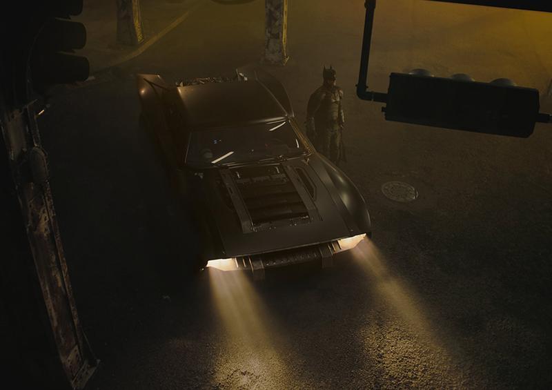 """Presentan batimóvil que conducirá Robert Pattinson en """"The Batman"""""""