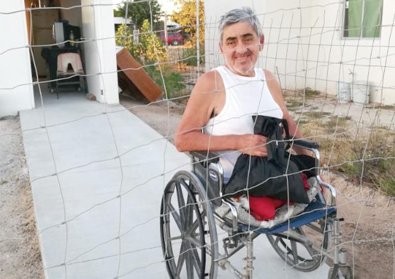 Atiende ISIPD a personas con  discapacidad por contingencia del Covid-19