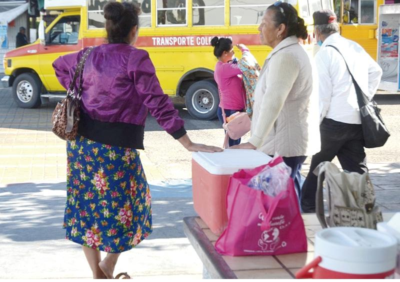 El ISMujeres no descarta la posibilidad de implementar transporte público para mujeres
