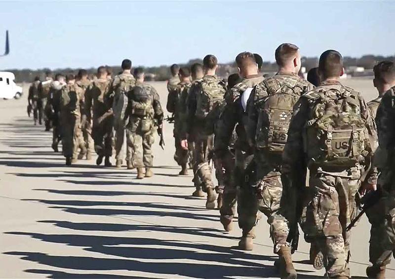 Francia retira sus tropas de Irak por coronavirus