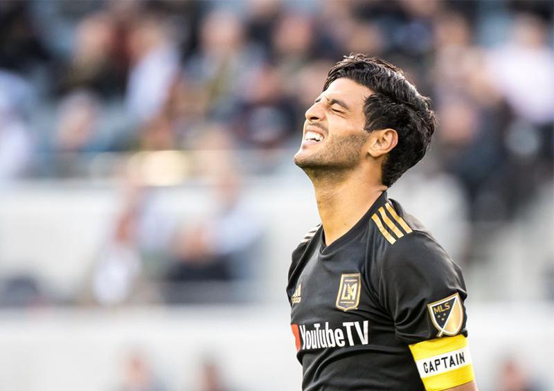 Carlos Vela y LAFC van por segundo triunfo en MLS