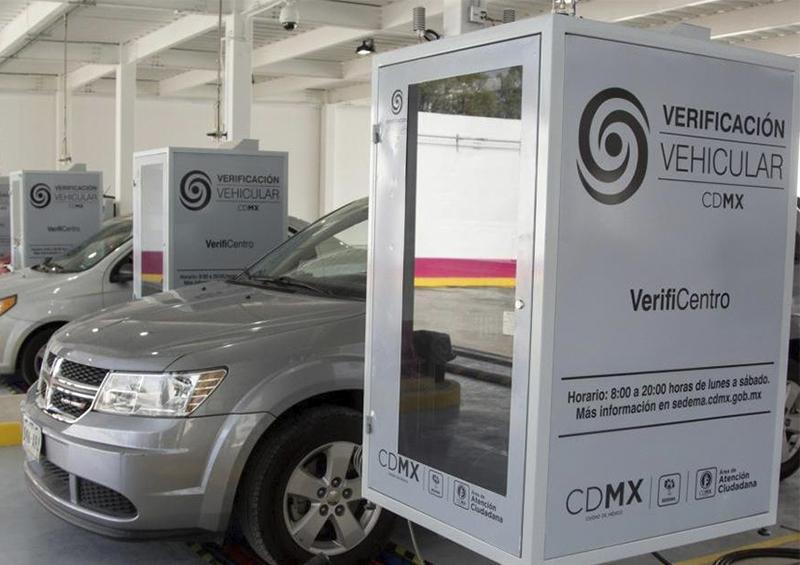 Suspenden verificación vehicular en la CDMX por COVID-19