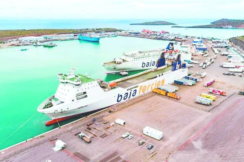 Continúan llegando productos de consumo por vía marítima a nuestros puertos: APIBCS