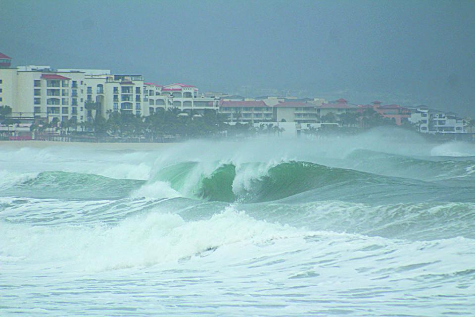 Complicado día tuvieron pescadores deportivos ante fuertes rachas de viento