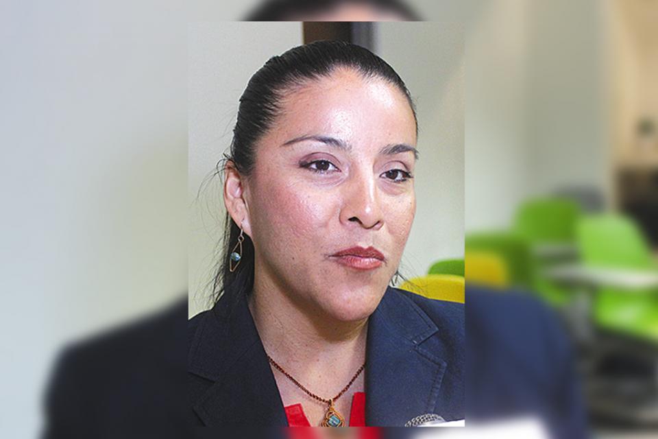 """""""Buscamos talentos locales para  mantener vigentes nuestras  tradiciones"""" Rosaura Martínez"""