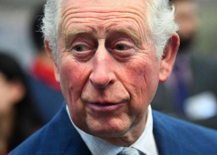 El Príncipe Carlos da positivo a Covid-19
