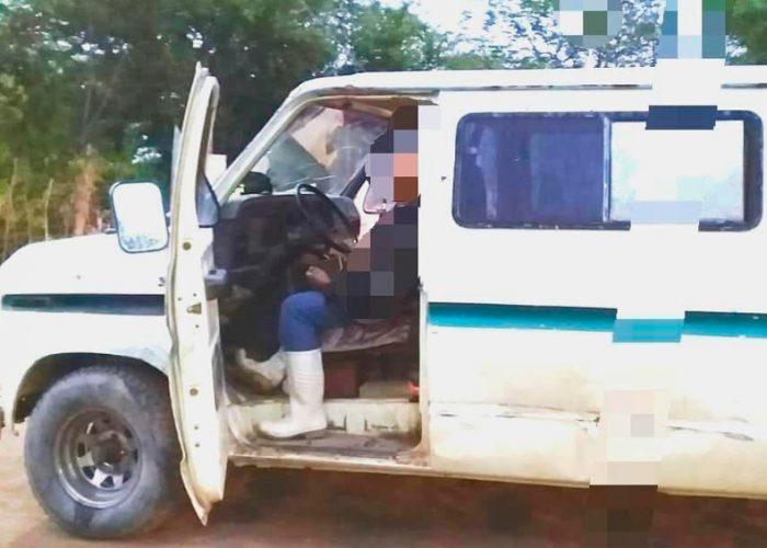 Detienen a presunto responsable de asesinato, ocurrido en Comondú