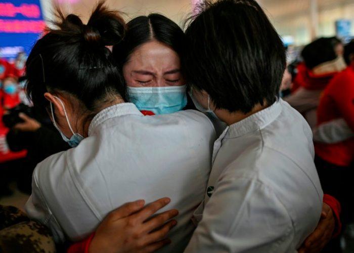 Corea del Sur registra 10.480 casos positivos de coronavirus