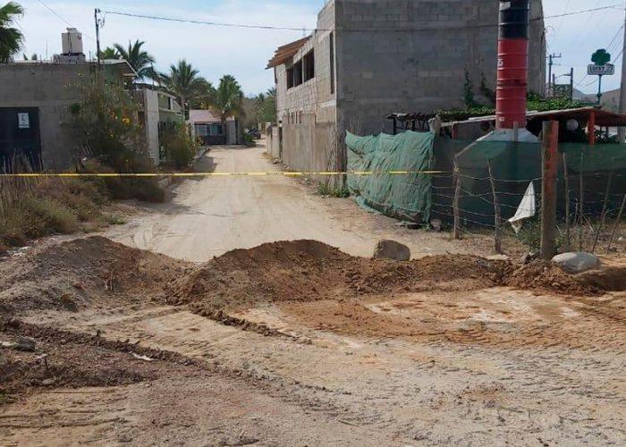 Por Covid-19, pobladores bloquean el acceso a El Pescadero