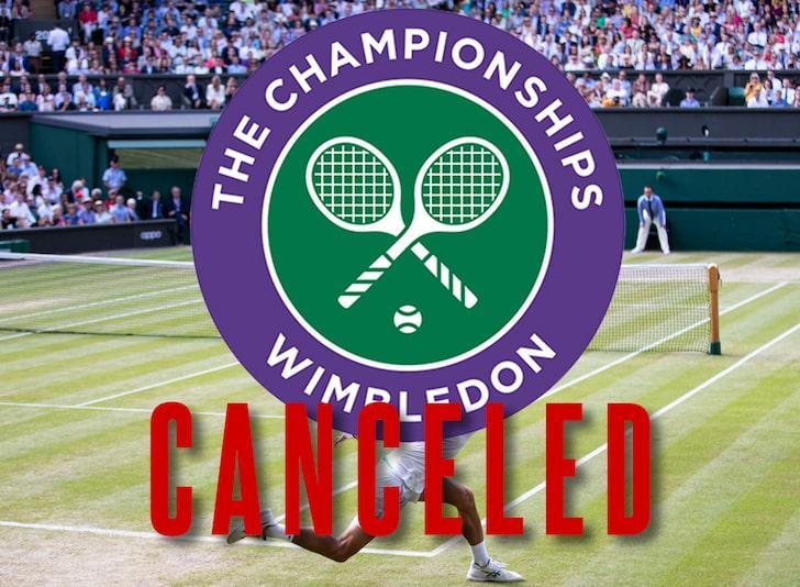 Anulado el torneo de Wimbledon debido al coronavirus