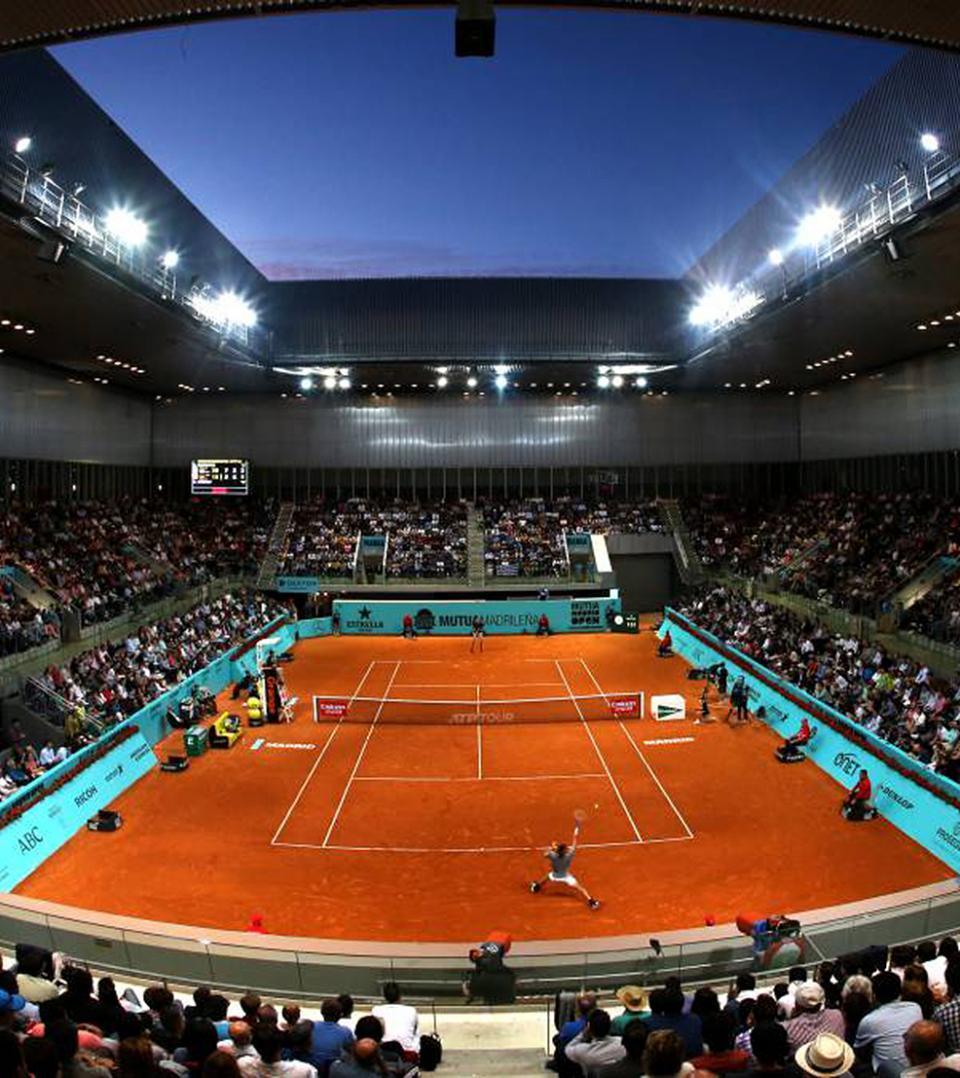 Abierto de Madrid virtual ya tiene 24 tenistas confirmados