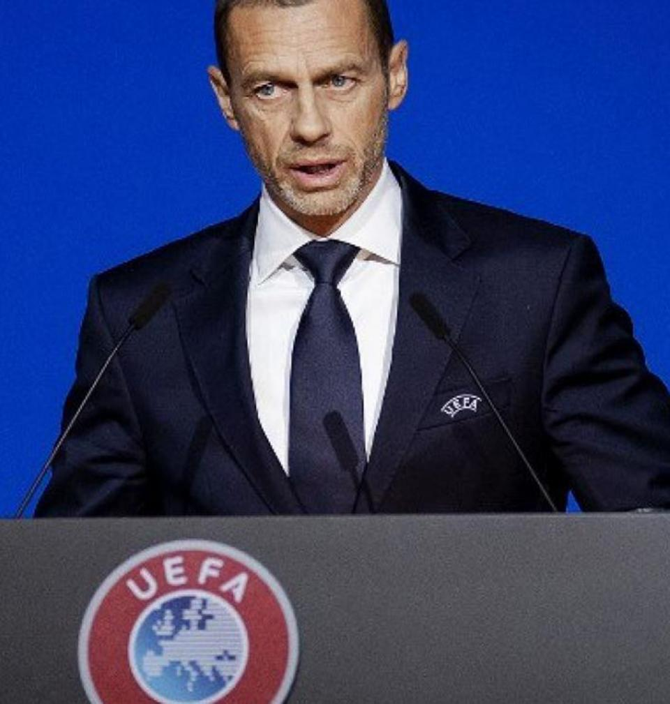 Prefiere la UEFA reanudar ligas sin público a perder la temporada