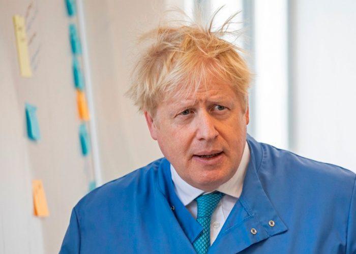 Boris Johnson ha sido dado de alta y retomará labores