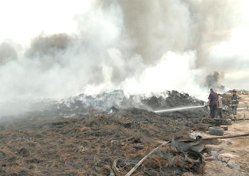 CERCA alerta sobre consecuencias en la salud por incendio en relleno sanitario