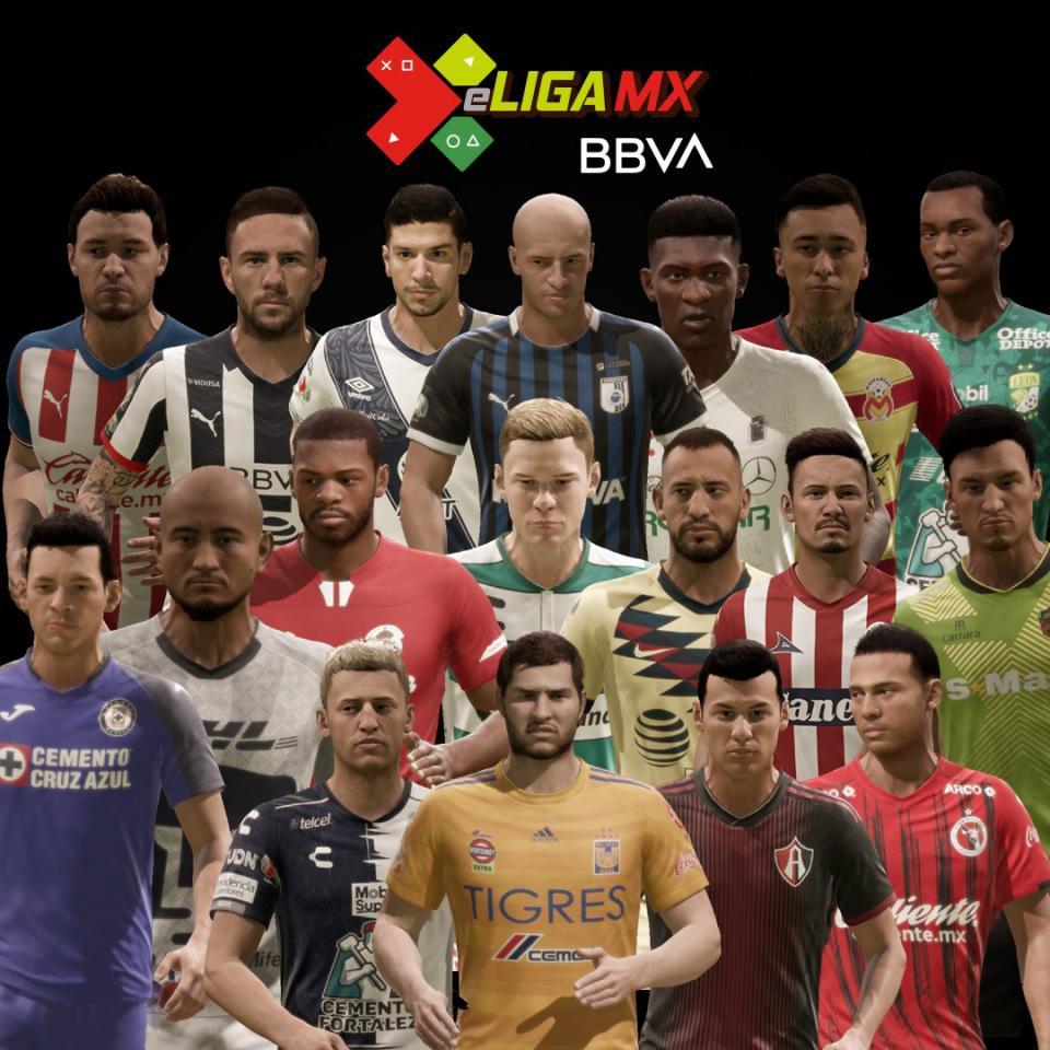 El viernes dará inició la Liga MX de video juegos