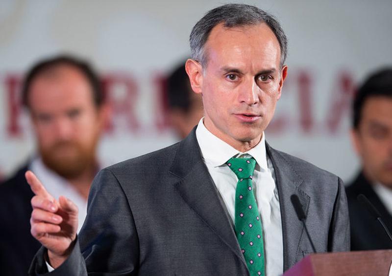 Piden que López-Gatell autorice sesión presencial en Congreso de CDMX