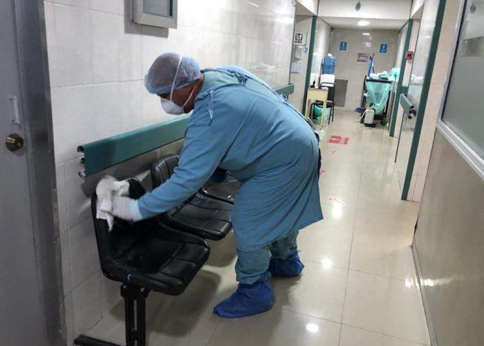 BCS tiene más de 80 trabajadores de la Salud con Covid-19