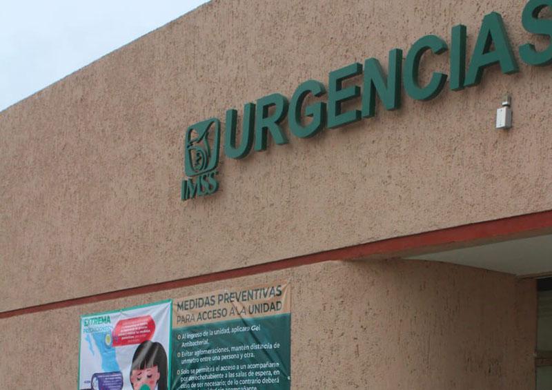 Trabajadores de clínica 26 de IMSS en CSL piden cerco epidemiológico para todos: algunos presentan síntomas
