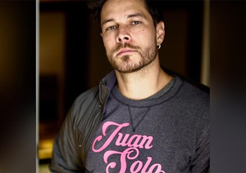 """""""La música nos va a salvar"""" Juan Solo"""